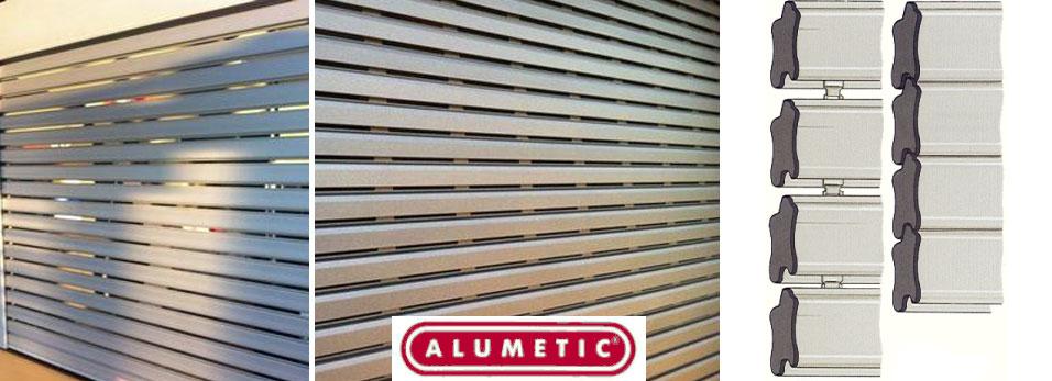 Persianas alumetic carpinteria de aluminio instalum d m - Lamas persianas aluminio ...