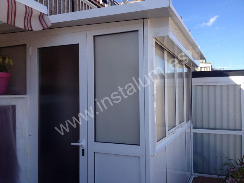 Foto web Cerramiento Terraza con persiana